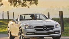 La Mercedes SLK 2011 in 66 nuove immagini in HD - Immagine: 11