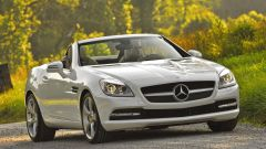 La Mercedes SLK 2011 in 66 nuove immagini in HD - Immagine: 6