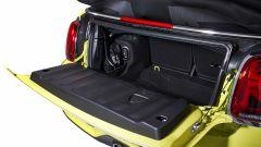 Nuova Mini 2021 Cabrio: il bagagliaio