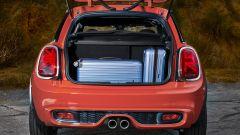 Nuova Mini Cooper S 2018: il bagagliaio