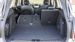 Nuova Mini Countryman, il bagagliaio va da 450 a 1390 litri