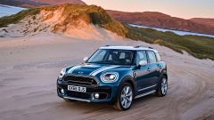 Nuova Mini Countryman: vista 3/4 anteriore