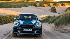 Nuova Mini Countryman: vista anteriore
