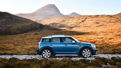 Nuova Mini Countryman: vista laterale