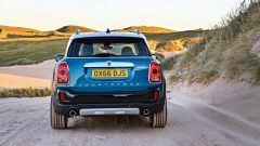 Nuova Mini Countryman: vista posteriore