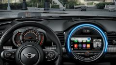 Nuova Mini Coutryman: il nuovo head up display