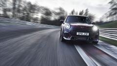 Nuova Mini John Cooper Works GP 2020 in azione a Goodwood