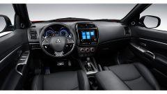 Nuova Mitsubishi ASX 2020: gli interni