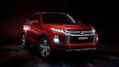 Nuova Mitsubishi ASX 2020: la nuova fanaleria a led