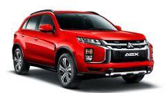 Nuova Mitsubishi ASX 2020: vista 3/4 anteriore