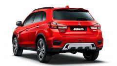 Nuova Mitsubishi ASX 2020: vista 3/4 posteriore