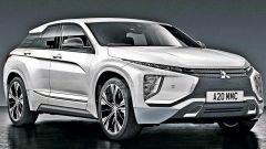 Mitsubishi Lancer: ritorna, ma non sarà la stessa - Immagine: 4