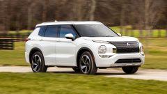 Nuovo Mitsubishi Outlander in video