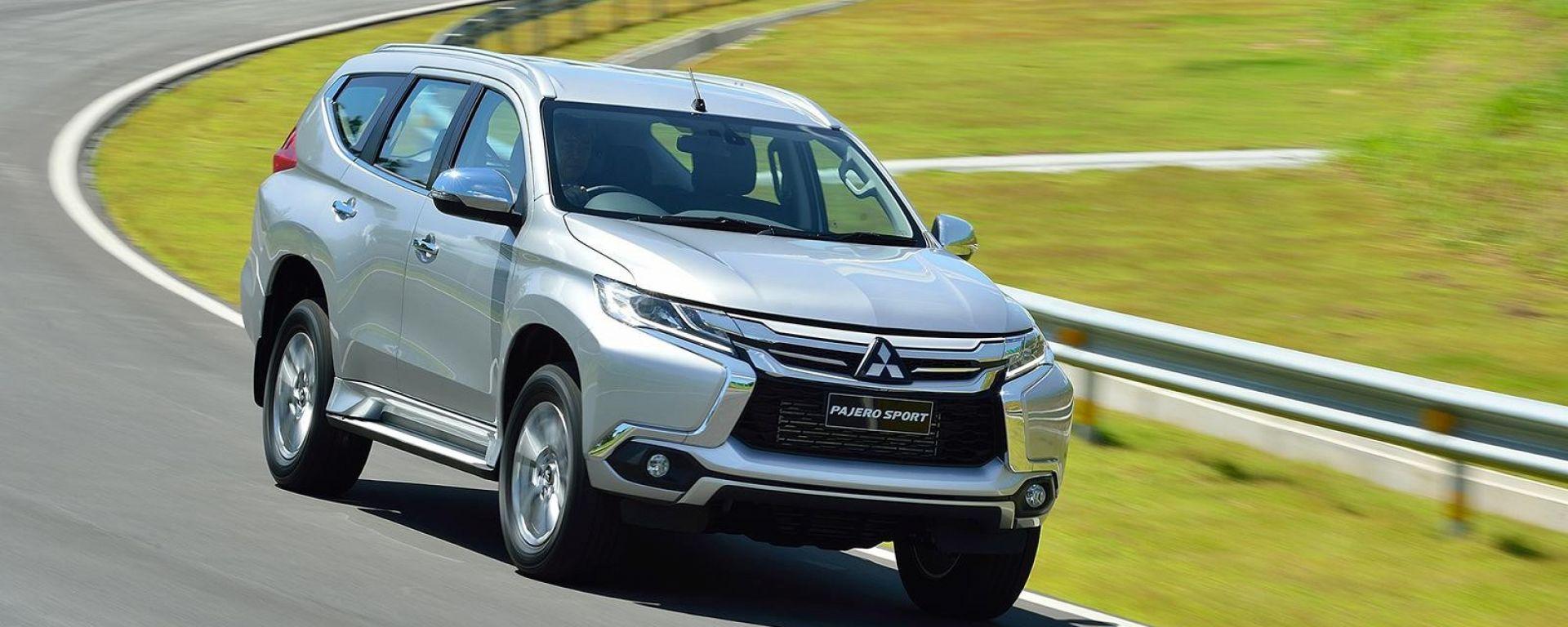 Nuova Mitsubishi Pajero 2019: arriverà anche in Europa