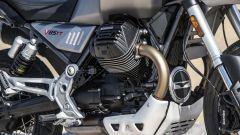 Nuova Moto Guzzi V85 TT 2019: il nuovo bicilindrico a V