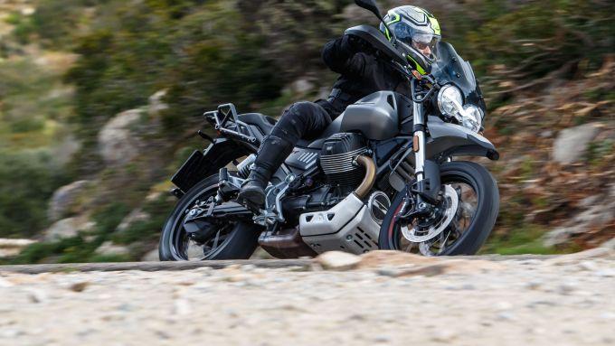Nuova Moto Guzzi V85 TT 2019