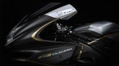 La nuova MV Agusta F4 sarà disegnata da Horacio Pagani