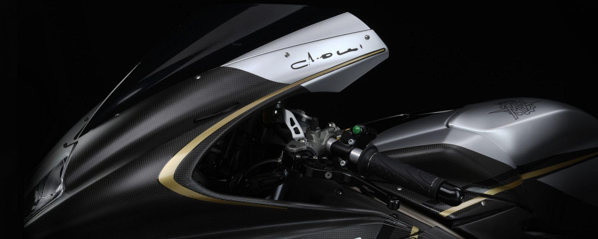 La nuova MV Agusta F4 sarà disegnata da Horacio Pagani e...