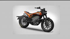 Harley Davidson elettrica: arriva la baby Livewire