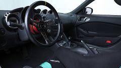 Nuova Nissan 370Z: l'abitacolo della Nissan 370Z preparata per il film Fast&Furious