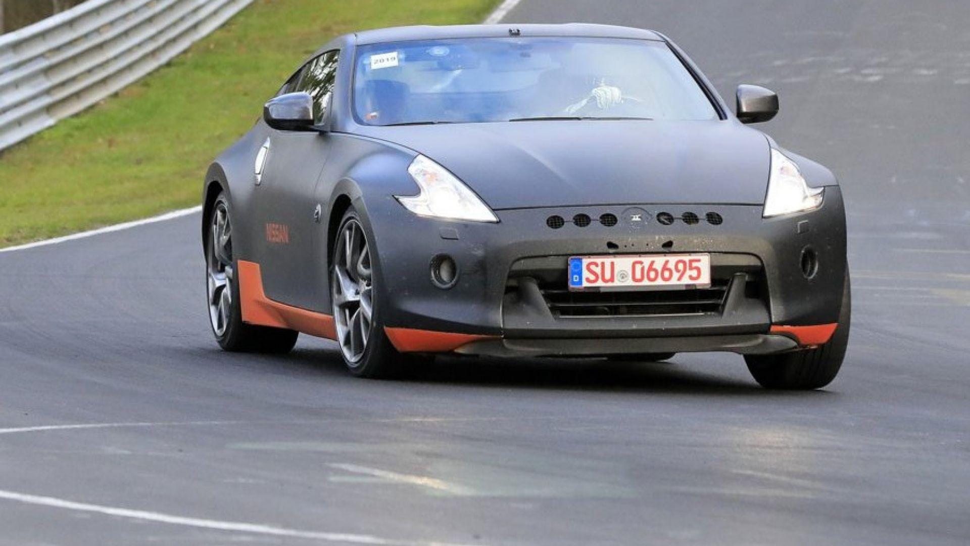 Nissan 370Z 2021: la coupé gira al Nürburgring. Ultime ...