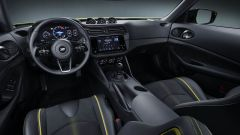 Nuova Nissan 400Z 2021: l'abitacolo della Z Proto