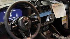 Nuova Nissan 400Z 2021: volante e plancia della prossima sportiva di casa Nissan