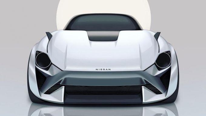 Nuova Nissan 400Z, il teaser di Le Yang Bai