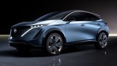Nissan Ariya, debutto online il 15 luglio. La diretta streaming - Immagine: 1