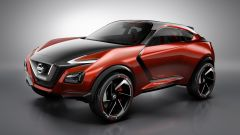 Nuova Nissan Juke 2018, stile ispirato alla concept Gripz