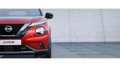 Nuova Nissan Juke 2020: dettaglio dei fari full LED