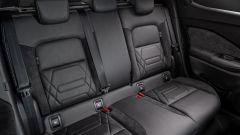 Nuova Nissan Juke 2020: i sedili posteriori