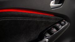Nuova Nissan Juke 2020: il pannello porta è rivestito in materiali soffici