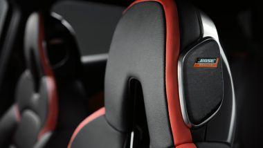 Nuova Nissan Juke 2020: impianto Hi-Fi BOSE da prima della classe