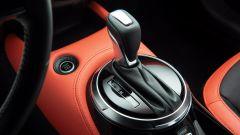 Nuova Nissan Juke 2020: la leva del cambio automatico a doppia frizione DSG 7