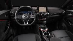 Nuova Nissan Juke 2020: la plancia