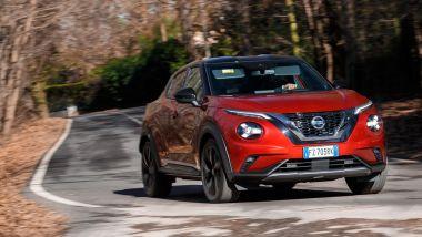 Nuova Nissan Juke 2020: più confortevole, agile e sicura rispetto alla vecchia generazione