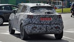 Nuova Nissan Juke 2020: posteriore