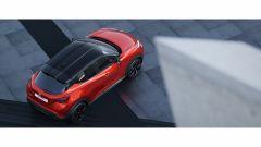 Nuova Nissan Juke 2020: vista dall'alto