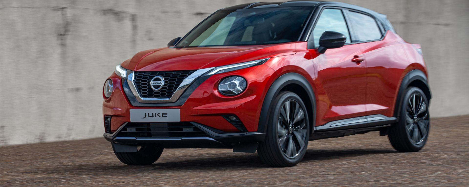 Nuova Nissan Juke 2020 Motore Interni Prezzo Opinioni Motorbox