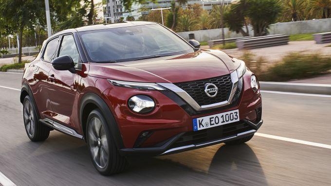 Nuova Nissan Juke, design e sicurezza