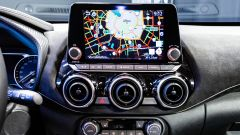 Nuova Nissan Juke: display multimediale