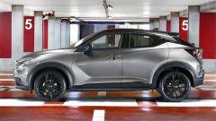 Nuova Nissan Juke Enigma: laterale
