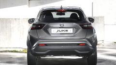 Nuova Nissan Juke Enigma: posteriore