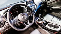 Nuova Nissan Juke: gli interni