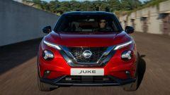 Nuova Nissan Juke, il frontale