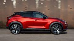 Nuova Nissan Juke, la fiancata