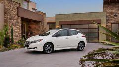Nuova Nissan Leaf: eccola, con quasi 400 km di autonomia - Immagine: 4