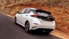 Nuova Nissan Leaf 2018: eccola, con quasi 400 km ai autonomia