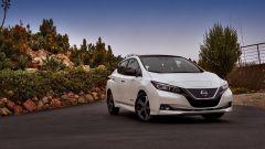 Nuova Nissan Leaf: eccola, con quasi 400 km di autonomia - Immagine: 2